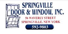 Springville Door & Window: 56 Waverly St, Springville, NY