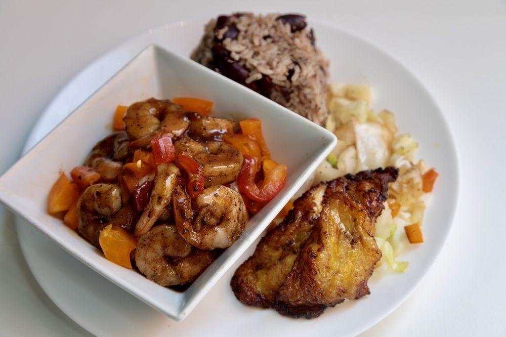 abeautifullife jamaican cafe