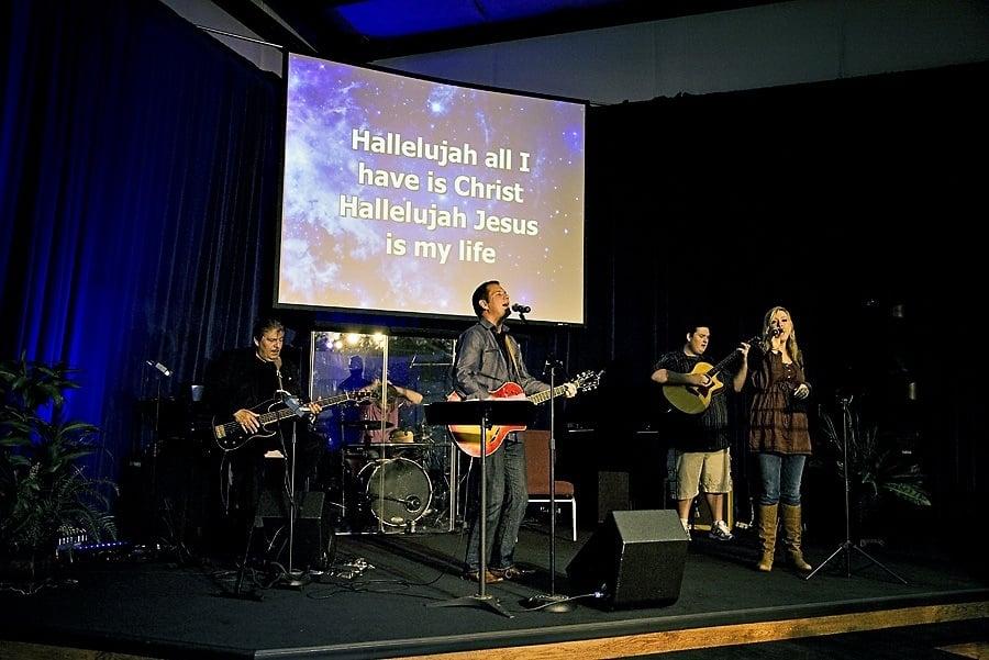 Graceview Baptist Church: 1440 S Burleson Blvd, Burleson, TX