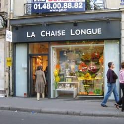 Foto Zu La Chaise Longue