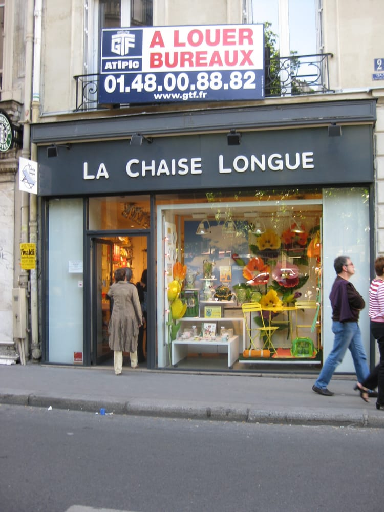 La chaise longue home decor 2 rue s ze concorde - La chaise longue nantes ...