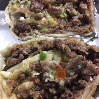 photo of backyard taco mesa az united states carne asada burrito