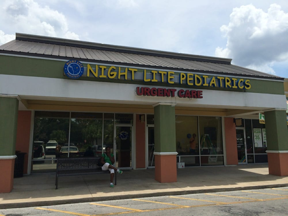 Night Lite Pediatrics Lake Mary 12 Reviews Pediatricians