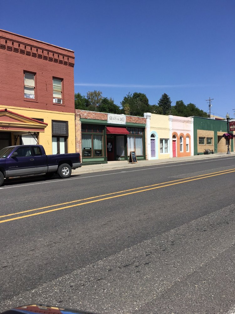 Palace Meats And Deli: 847 Main St, Pomeroy, WA