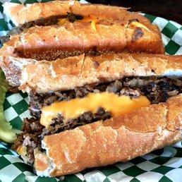 $10 Steak Bondi Beach Bag - Pacific Beach, CA, USA. Cheese Steak half $5.75 / whole $10 ...