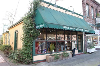 Bear Moon Clothing Co: 117 E Napa St, Sonoma, CA