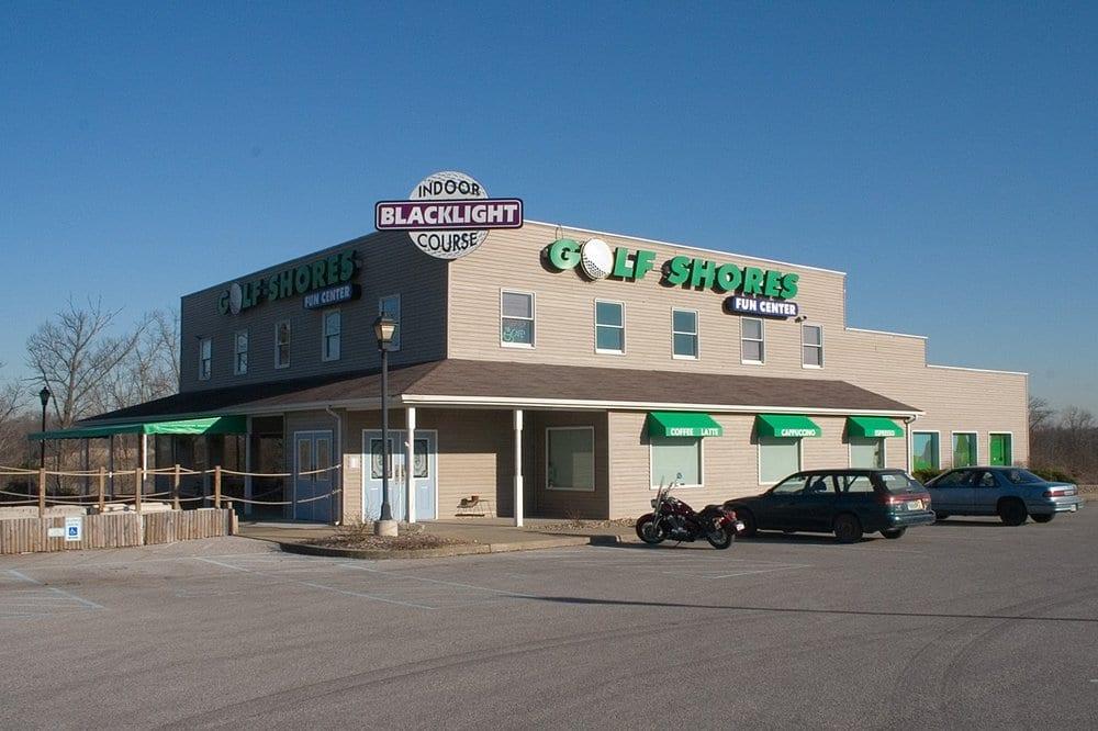 Golf Shores Fun Center: 2510 Landmark Way NE, Corydon, IN