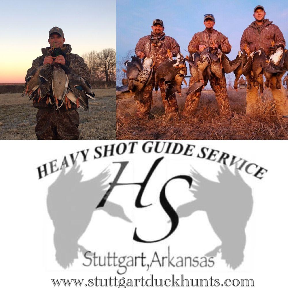 Heavy Shot Guide Service: 57 Ora Ln, Stuttgart, AR