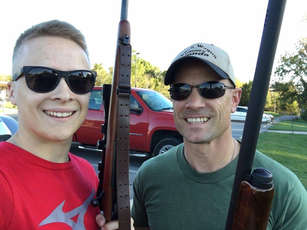 Roush Lake Shooting Range: 517 N Warren Rd, Huntington, IN