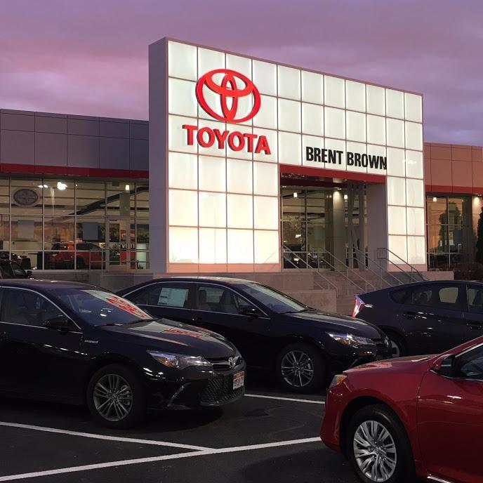 Photo Of B Brown Toyota Orem Ut United States