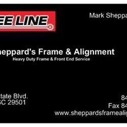 photo of sheppards frame alignment florence sc united states