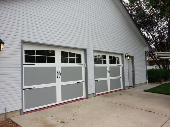 American Eagle Garage Doors: 1017 42nd St, Evans, CO
