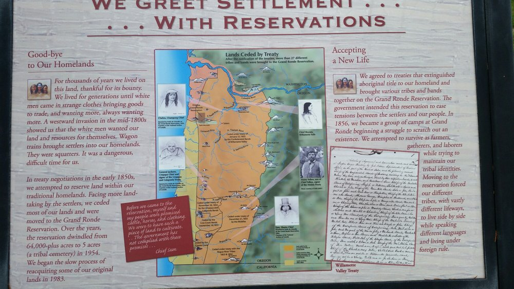 Fort Yamhill State Park: Fort Yamhill State Heritage Area, Grand Ronde, OR