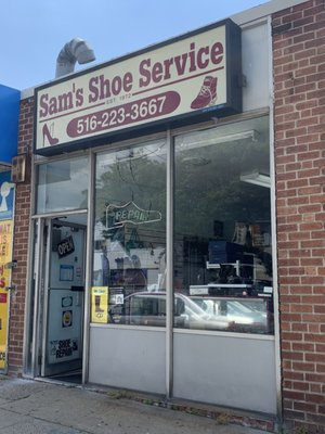 d3728499e98a2 Sam's Shoe Service 397 Atlantic Ave Freeport, NY Shoe Repair - MapQuest