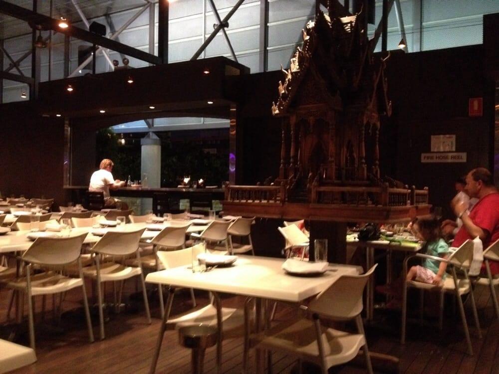 Hanuman Restaurant Menu Darwin