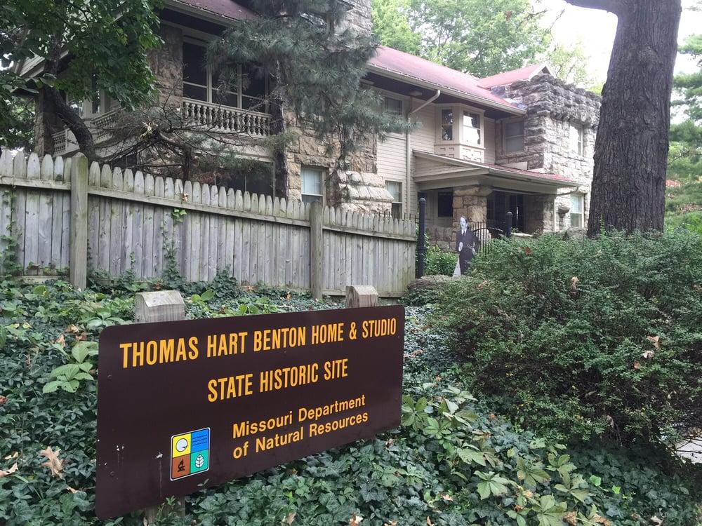 Thomas Hart Benton Home & Studio
