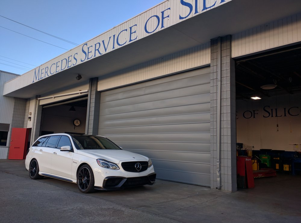 Mercedes service of silicon valley 27 photos 47 for United motors san jose