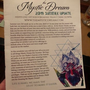 Yelp Reviews for The Mystic Dream - 25 Photos & 94 Reviews - (New