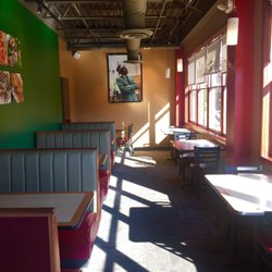 Photo Of Belleria Pizza Italian Restaurant Kent Oh United States Interior