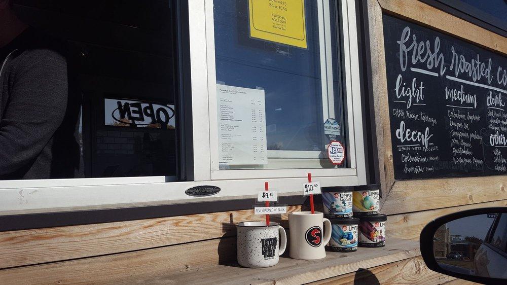 Shadrachs Coffee Roasting: 3326 E Nettleton Ave, Jonesboro, AR