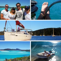 Cumberland Charter Yachts - Sailing - Shop 18, Abell Point
