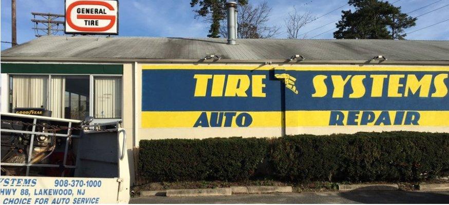 Tire Systems: 1492 Nj-88, Lakewood, NJ