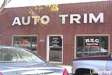 North Kansas City Auto Trim
