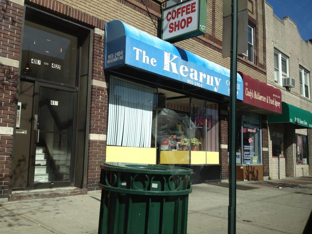 Kearny Coffee Shop