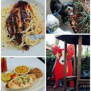 Blue Dog Cafe Sunday Brunch Menu