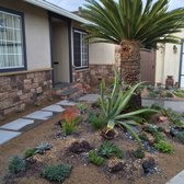 Photo Of Xeristyle Exterior Design   Fullerton, CA, United States. Xeristyle  Octopus Garden