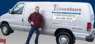 Thiessenhusen Plumbing Repair: Germantown, WI