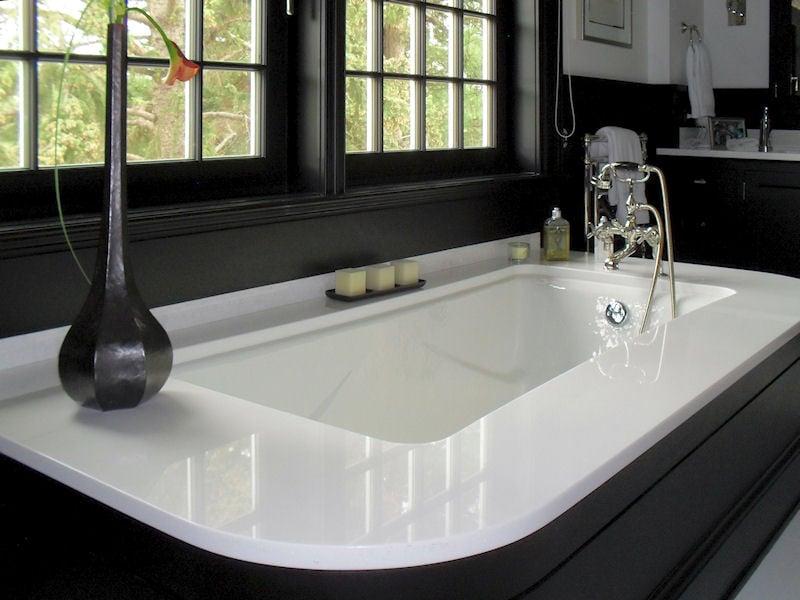 Thassos Marble Tub Deck Yelp