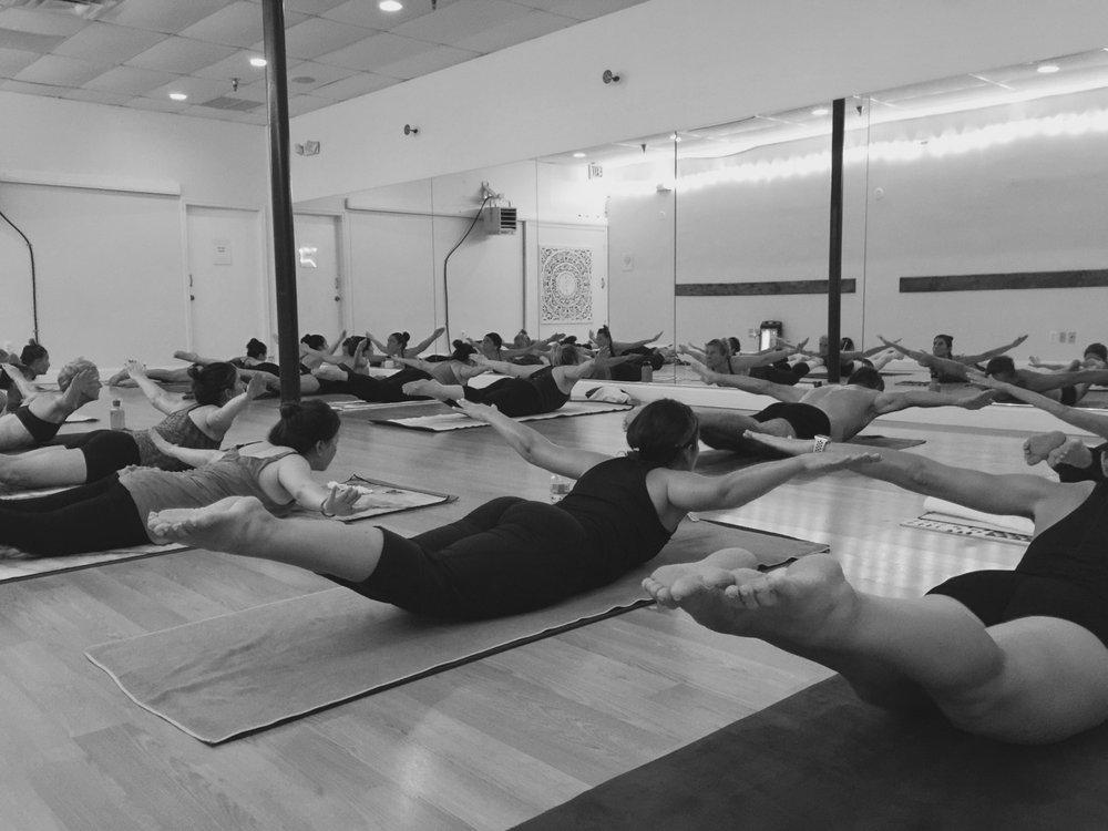 Casa D Hot Yoga: 8632 Griffin Rd, Cooper City, FL