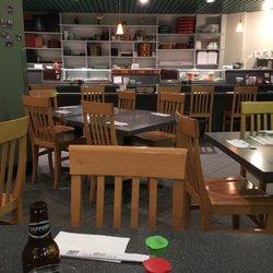 Photo Of Wasabi Anese Restaurant Sushi Bar Madison Wi United States
