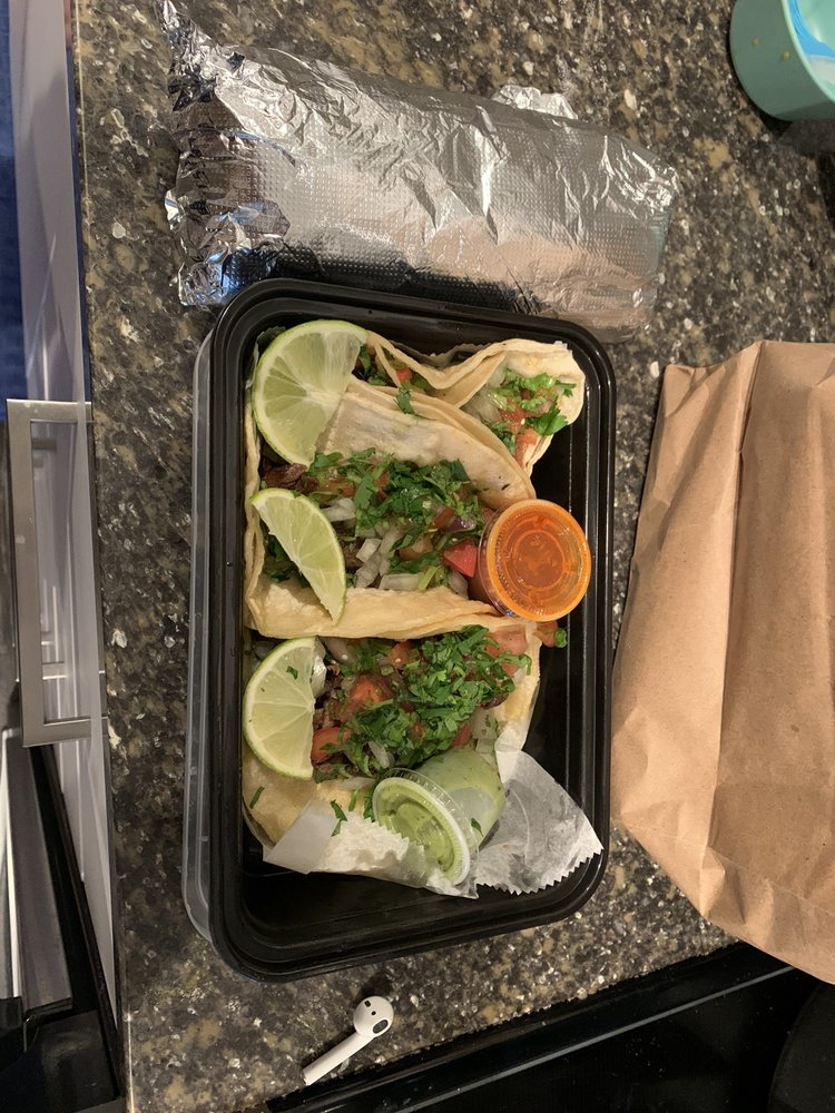 Food from Taco Town