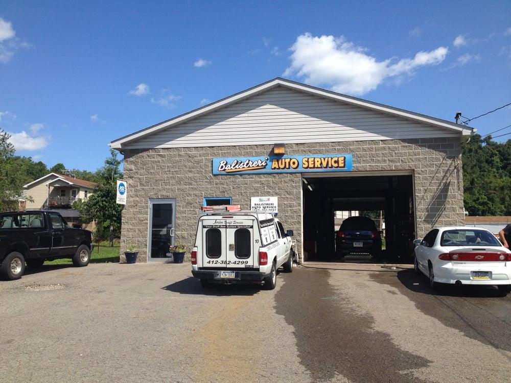 Balistreri auto service garages 2014 cherry st for Garage auto st genest lerpt