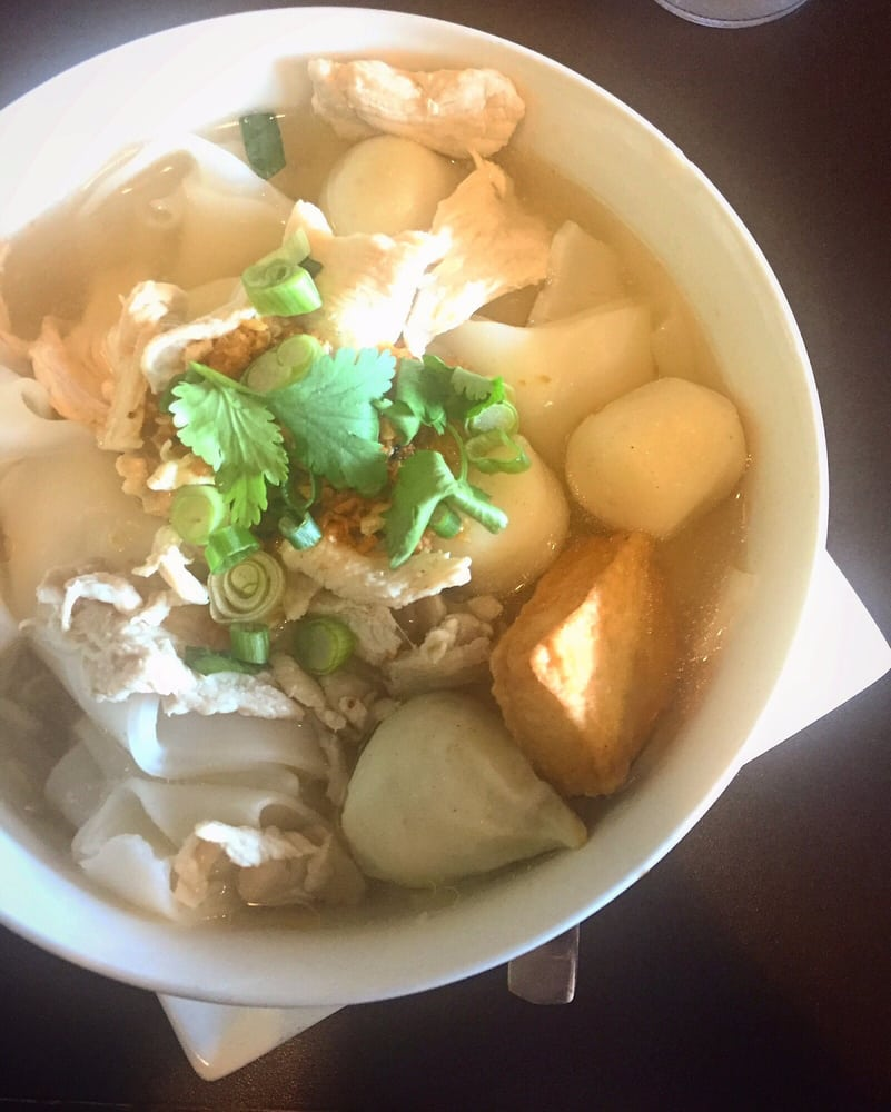 Thai Street Food Seattle