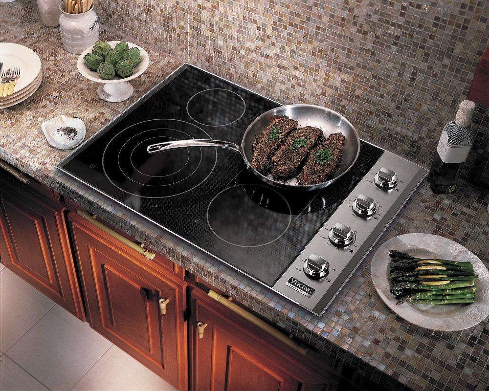 Wittler Viking 45 Inch Electric Cooktop Repair