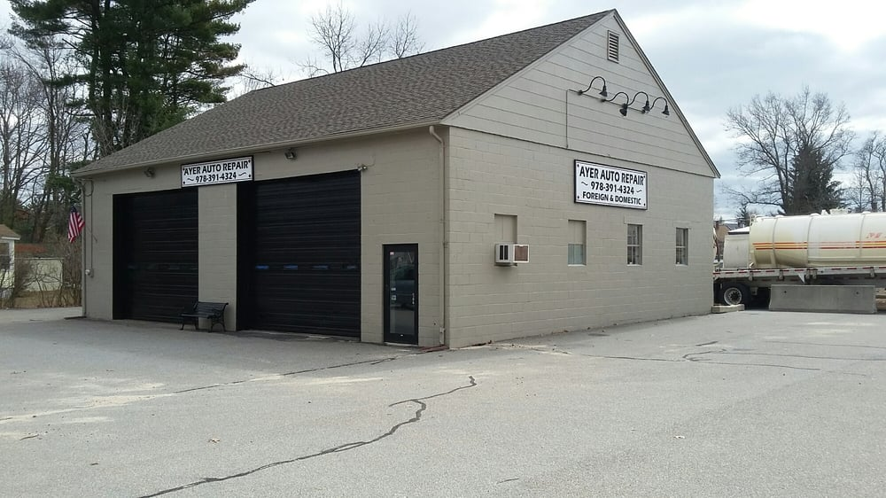 Ayer Auto Repair: 85 Central Ave, Ayer, MA
