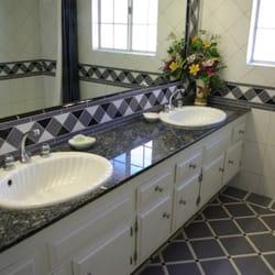 Photo Of Domenico U0026 Sons   Gardena, CA, United States. Marble Sink Counter