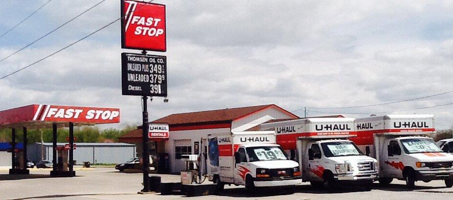 U-Haul Neighborhood Dealer: 806 E South St, Hastings, NE