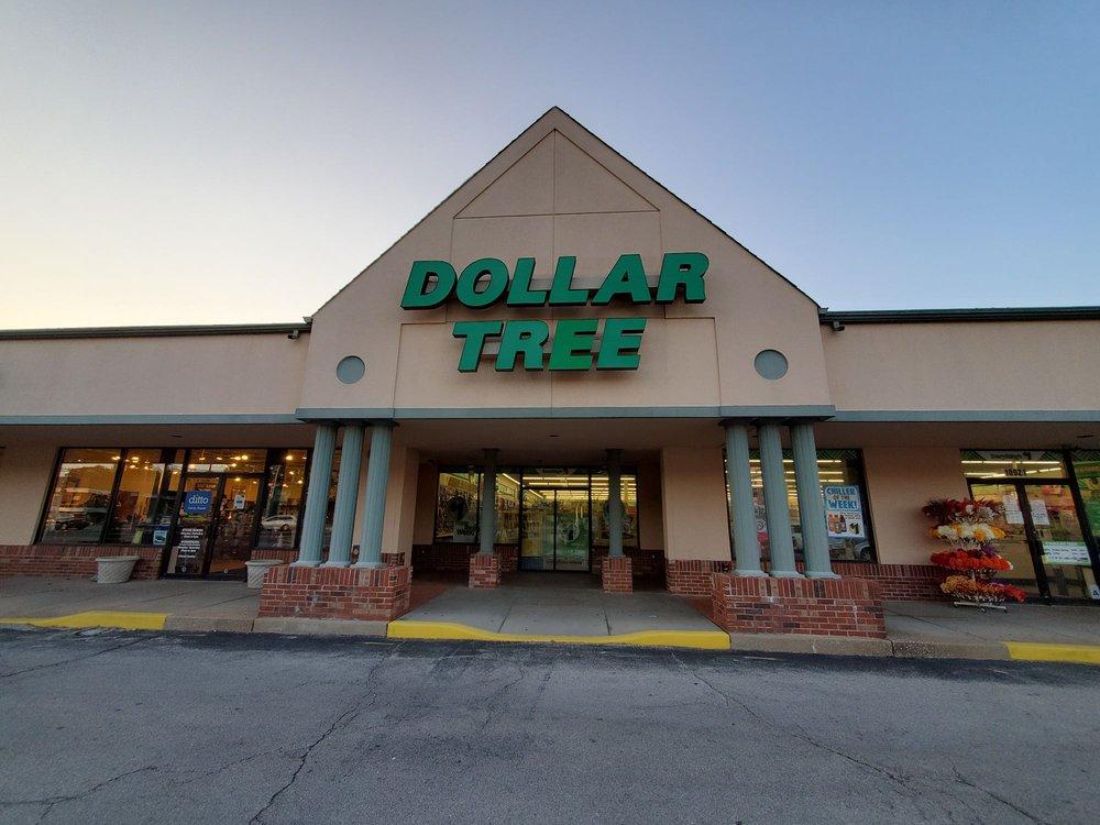 Dollar Tree: 10021 Manchester Rd, Warson Woods, MO