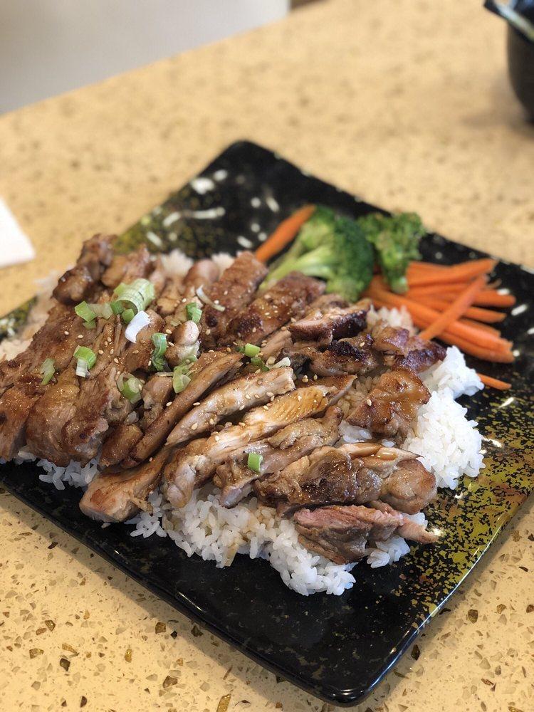 Shiro Sushi Teriyaki: 6050 SW Macadam Ave, Portland, OR