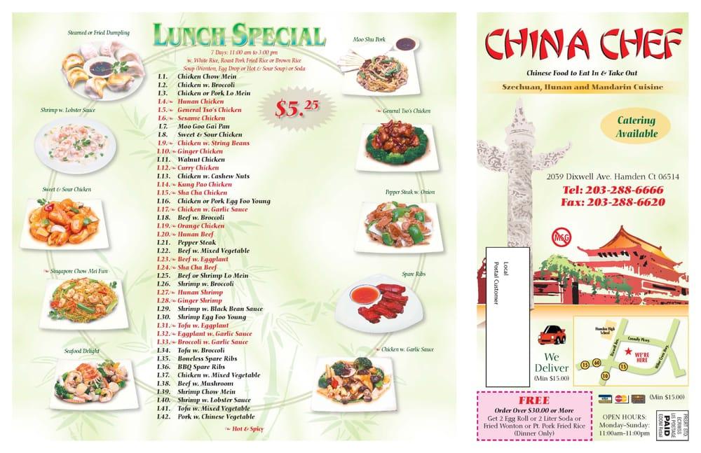 Chinese Food Hamden Ct