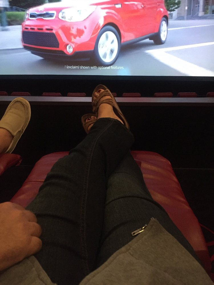 The Only Way To See A Movie Yelp