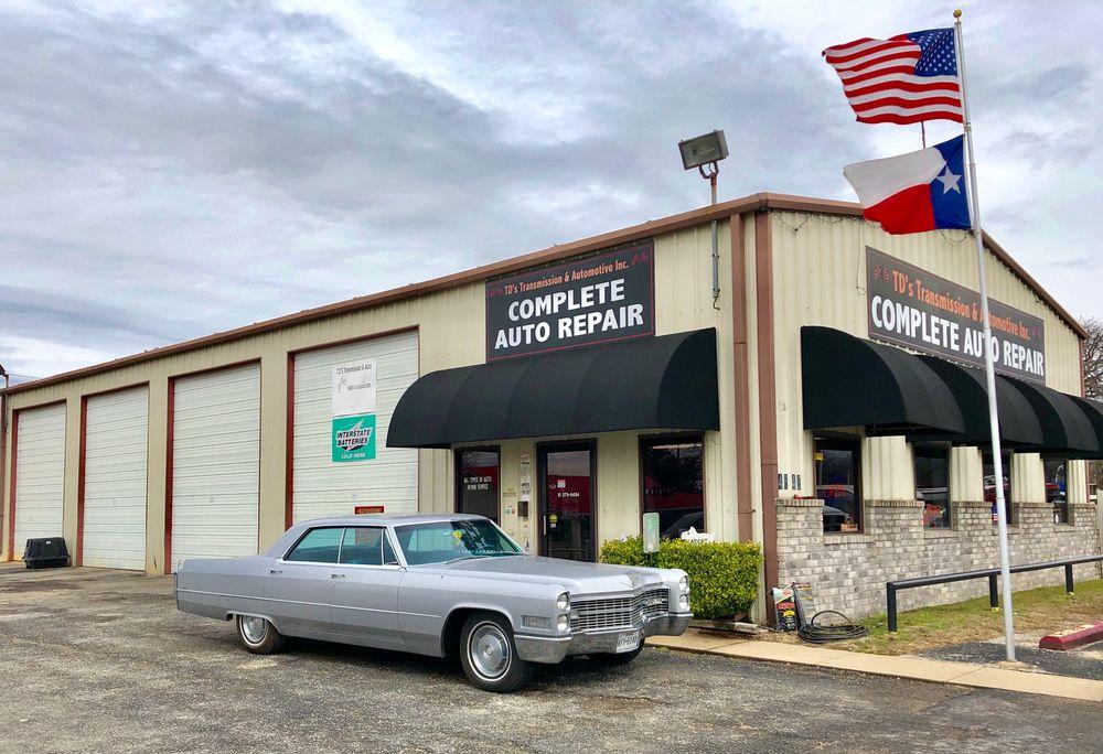 Td's Transmission & Automotive: 4646 E Hwy 377, Granbury, TX