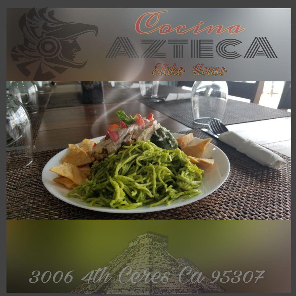 Cocina Azteca: 3006 4th St, Ceres, CA