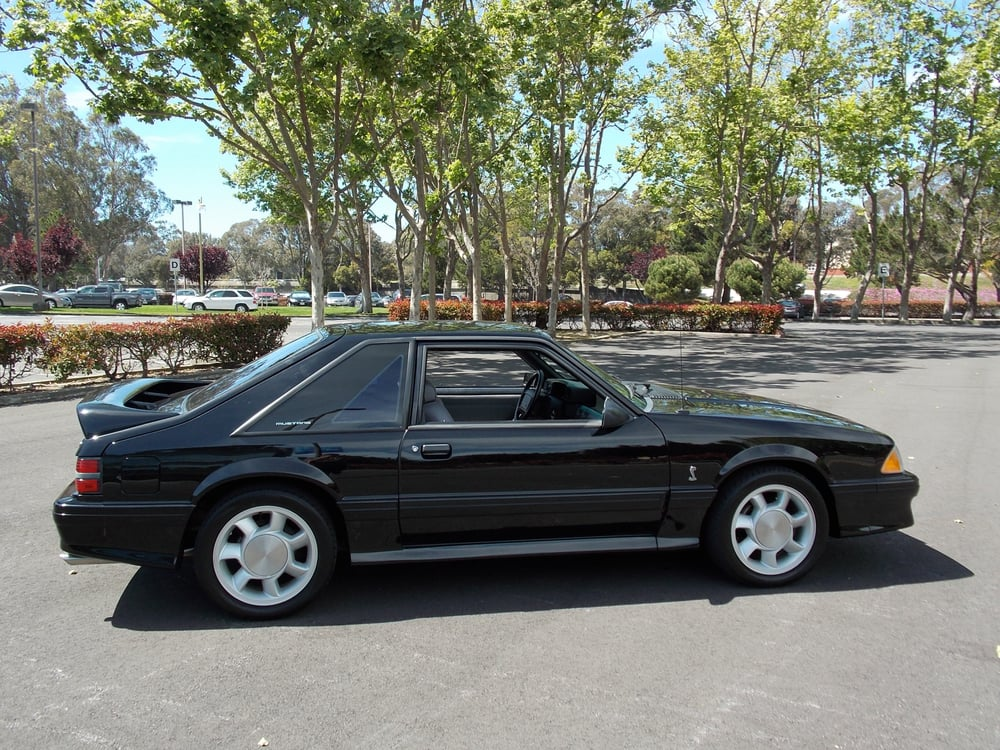 1993 ford mustang cobra 5 0 only 43k miles 19999 rare yelp for Rolling motors san bruno ca