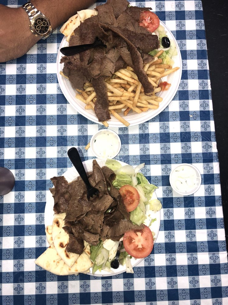 Food from Greek House