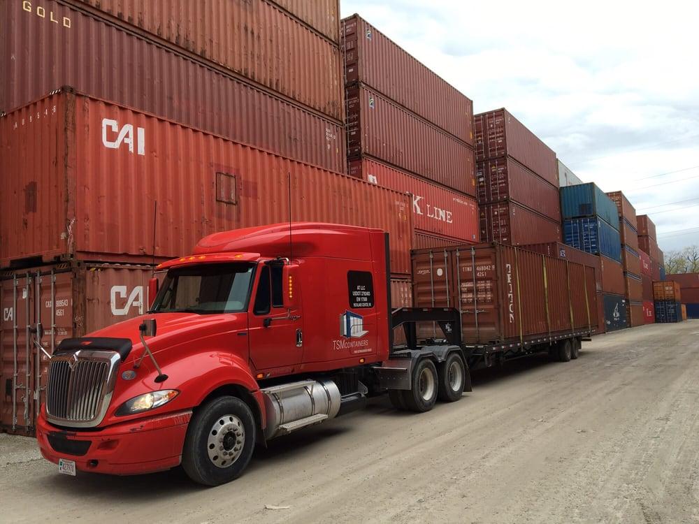 Tsm containers demander un devis espace de stockage for Devis container